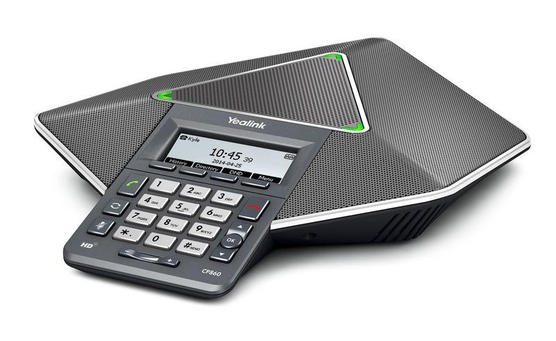 Yealink Telefonkonferenz USB Video Konferenzmikrofon CP960