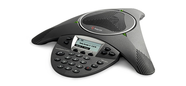 Polycom SoundStation IP 6000 SIP VoIP