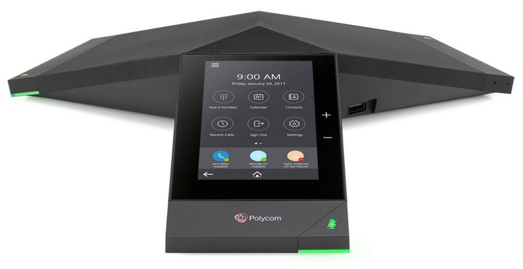 Polycom RealPresence TRIO 8500 IP Skype for Business